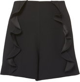 Exclusive for Intermix Leo Ruffle Detail Shorts