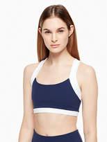 Kate Spade Lunar cut out bra