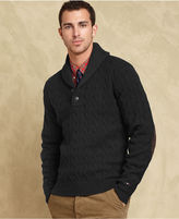 Tommy Hilfiger Sweater, Brant Shawl Collar Sweater