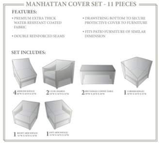 tk.TAKEO KIKUCHI Classics Manhattan Winter 11 Piece Cover Set Classics