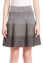 Opening Ceremony Optic Lines Skirt