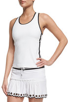 Monreal London Signature Performance Tank, White