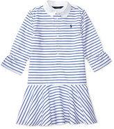 Ralph Lauren Striped Poplin Shirtdress