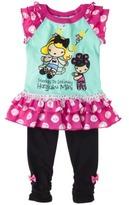 Harajuku Lovers Mini for Target® Toddler Girls' 2 Piece Set - Mint Green