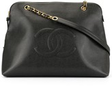 Chanel Pre Owned CC Logos Chain tote bag