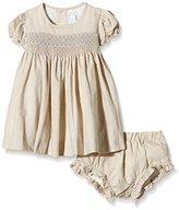 NECK & NECK Baby Vestido Smock Dressed,18M