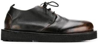 Marsèll flatform derby shoes