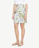 Ann Taylor Home Skirts Tropical Print Skirt Tropical Print Skirt