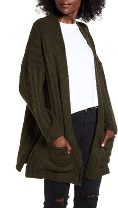 Topshop Long Cardigan