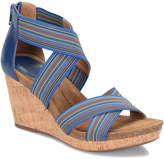 Sofft Cary Leather Wedge Sandal
