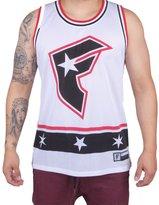 Famous Stars & Straps Men's Baseline Jersey Tank Top