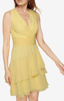 BCBGMAXAZRIA Marissa Layered Dress