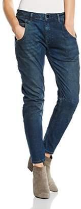 Cross Women's Kendall Jeans, Blau (Dark Blue 006)