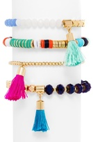 BaubleBar Antigua Bracelet Quartet