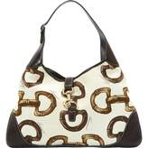 Gucci Hobo Cloth Handbag