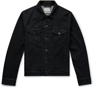 Rag & Bone Definitive Denim Trucker Jacket