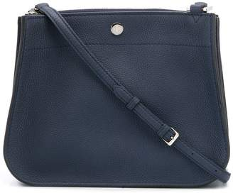 Loro Piana logo plaque shoulder bag