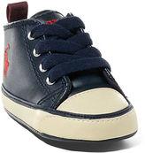Ralph Lauren Falmouth Mid Sneaker