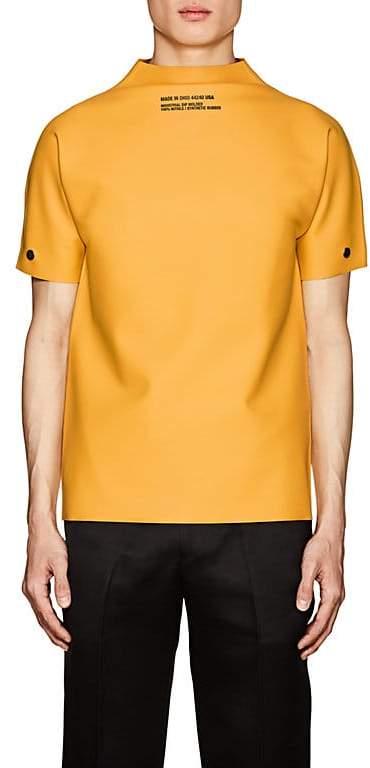 Calvin Klein Men's Logo Latex Shirt