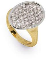Marco Bicego 18k Diamond Pavé Ring