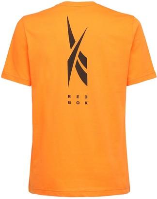Reebok Classics Ts Edgewrks 60/40 Graphic T-Shirt