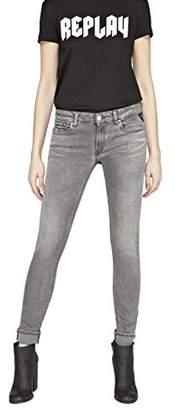 Replay Women's Luz Skinny Jeans,W24/L30 (Size: 24)