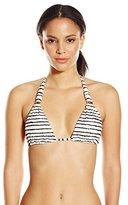 Vix Women's Zebra Bia Tube Bikini Top