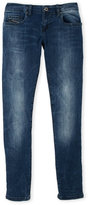 Diesel Girls 7-16) Super Slim Skinny Jeans