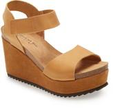 Chocolat Blu Miana Platform Wedge Sandal