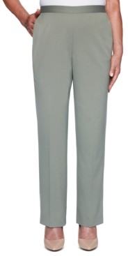 Alfred Dunner Loire Valley Twill Pants