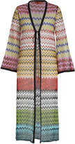 Missoni Mare Crochet Knit Cover-Up