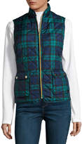 ST. JOHN'S BAY Quilted Vest-Talls