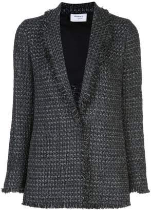 Akris Punto tweed tailored jacket