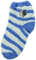 For Bare Feet Minnesota Timberwolves Sleep Soft Candy Striped Socks