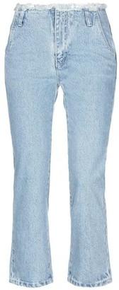 Ader Error Denim trousers