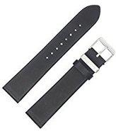 Dakota Men's Quartz Metal and Leather Watch, Color: (Model: 66671)