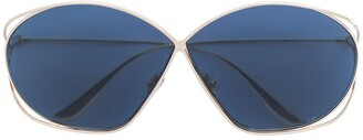 Christian Dior Oversized Round Sunglasses
