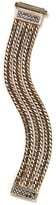 Rebecca Minkoff Curbs Multi-Row Chain Bracelet