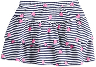 Baby Girl Jumping Beans Two Tier Scooter Skirt