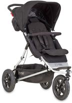 Mountain Buggy® +oneTM Inline Double Stroller in Black