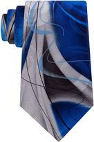 J. Garcia Jerry Garcia Blue Fan 3 Silk Tie