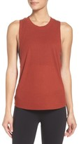 Alo Women's Heat Wave Ribbed Muscle Tee
