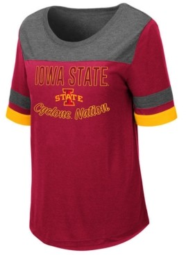 Colosseum Women's Iowa State Cyclones Romantic T-Shirt