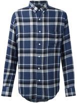 Ami Alexandre Mattiussi summer fit shirt - men - Viscose/Virgin Wool - 39