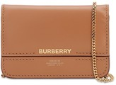 Burberry JODY SMOOTH LEATHER WALLET CHAIN