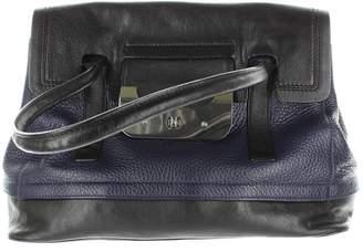 Diane von Furstenberg \N Black Leather Handbags