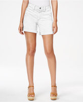 NYDJ Avery Tummy Control Cuffed Denim Shorts