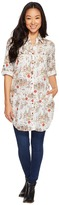 Tasha Polizzi - Four Corners Tunic Women's Long Sleeve Button Up