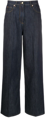 Valentino Denim Flared Jeans