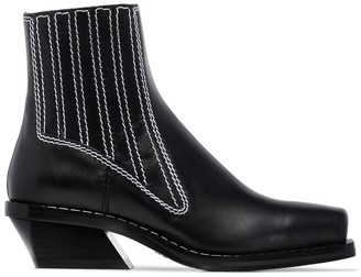 Proenza Schouler Chelsea ankle boots